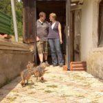 Bauer sucht Frau 2014 - Folge 8 - Ines und Sebastian mit den Straußen-Küken