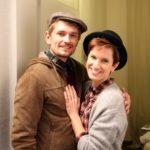 Alles was zählt - Isabell Horn mit ihrem Freund Jens