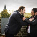 AWZ Vorschau - Erik und Richard streiten sich auf dem Dach