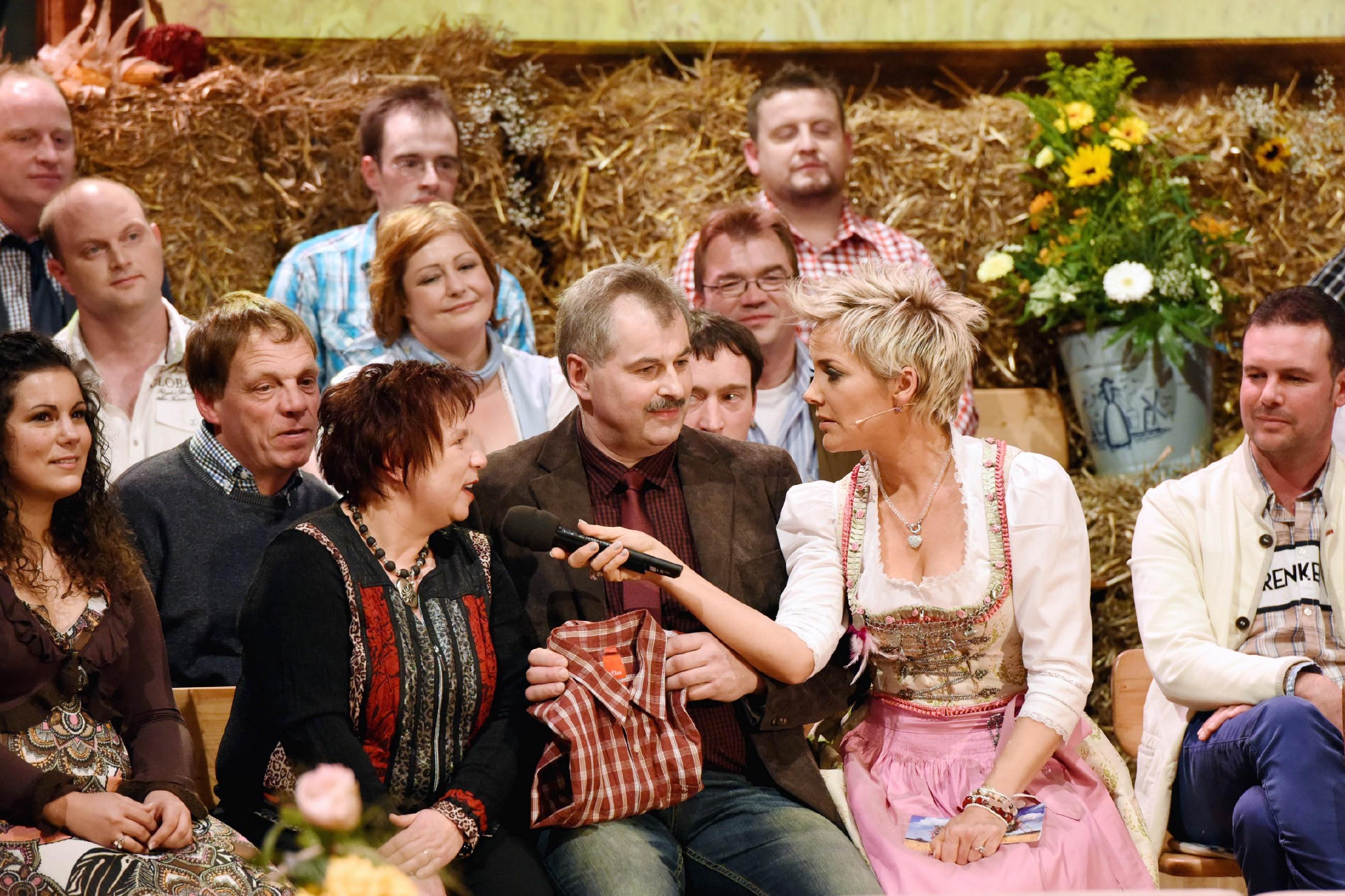Bauer sucht Frau - Das große Jubiläum - Bruno, Anja und