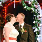 Bauer sucht Frau - Jürgen und Tanja küssen sich