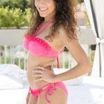 Der Bachelor 2015 Kandidatinnen in Bikini-Outfits - Pamela