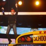 Back to School - Boris Becker bei der Auftakt-Prüfung