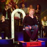 Back to School - Boris Becker bei seiner Abschlussprüfung
