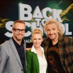 Back to School - Thomas Gottschalk mit Saskia Voortmann und Tom Bildhauer
