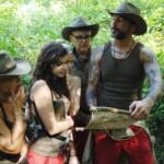 Dschungelcamp 2015 Tagebuch 1 - Der Weg ins Camp