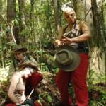 Dschungelcamp 2015 Tagebuch TAG 1 - Angelina, Rolfe und Patricia im Dschungel