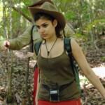 Dschungelcamp 2015 Tagebuch TAG  1 - Tanja Tischewitsch im Dschungel