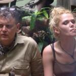 Dschungelcamp 2015 Tagebuch TAG 1 - Sara Kulka und Rolfe Scheider