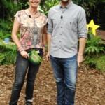 Dschungelcamp 2015 - Dschungelprüfung 1 - Sonja Zietlow und Daniel Hartwich