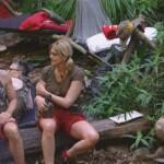 Dschungelcamp 2015 Tagebuch TAG 2 - Maren Gilzer und Benjamin Boyce unterhalten sich