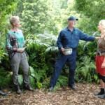 Dschungelcamp 2015 Dschungelprüfung 2 - Sara Kulka mit Dr
