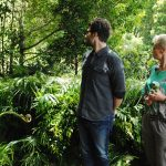 Dschungelcamp 2015 Dschungelprüfung 2 - Sonja Zietlow und Daniel Hartwich