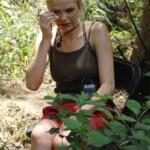 Dschungelcamp 2015 Dschungelprüfung 2 - Sara Kulka weint