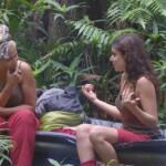 Dschungelcamp 2015 Tagebuch TAG 2 - Patricia Blanco und Tanja Tischewitsch