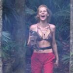Dschungelcamp 2015 Dschungelprüfung 3 - Sara ist erfreut zurück im Camp
