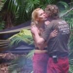 Dschungelcamp 2015 Dschungelprüfung 3 - Sara und Walter