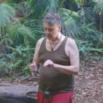 Dschungelcamp 2015 Tagebuch TAG 3 - Rolfe setzt sich auf seine Brille