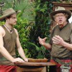 Dschungelcamp 2015 Dschungelprüfung 5 - Jörn und Walter in Runde 1