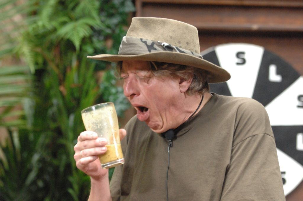 Die Zuschauer haben Walter Freiwald (60) und Jörn zu ihrer ersten Dschungelprüfung gewählt.