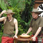 Dschungelcamp 2015 Dschungelprüfung 5 - Walter und Jörn erspielen fünf Sterne