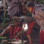 Dschungelcamp 2015 Tagebuch TAG 6 - Benjamin Boyce und Rolfe Scheider