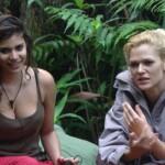 Dschungelcamp 2015 Tagebuch TAG 6 - Tanja und Sara