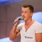 DSDS 2015 Casting 4 - Marcel Kärcher aus Wiesbaden