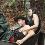 Dschungelcamp 2015 Tagebuch TAG 8 - Benjamin und Tanja in der Wanne