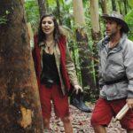 Dschungelcamp 2015 Tagebuch Tag 8 - Benjamin und Tanja müssen zur Schatzsuche