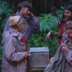 Dschungelcamp 2015 Tagebuch Tag 8 - Tanja und Benjamin sind zurück