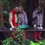 Dschungelcamp 2015 Tagebuch Tag 9 - MAren und Walter vertragen sich