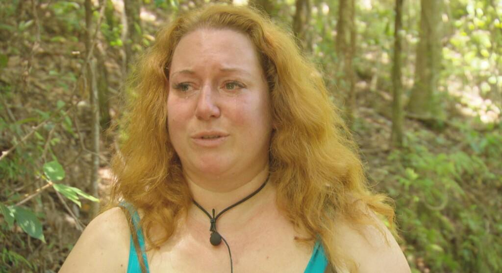 Auf dem Weg zurück ins Camp macht sich Rebecca Siemoneit-Barum Gedanken über ihr maues Prüfungsergebnis.