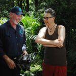 Dschungelcamp 2015 Dschungelprüfung 11 - Rolfe mit Dr