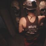 Dschungelcamp 2015 Dschungelprüfung 11 - Rolfe in der Hölle der Finsternis