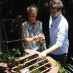 Dschungelcamp 2015 Dschungelprüfung 11 - Sonja und Daniel erwarten Rolfe