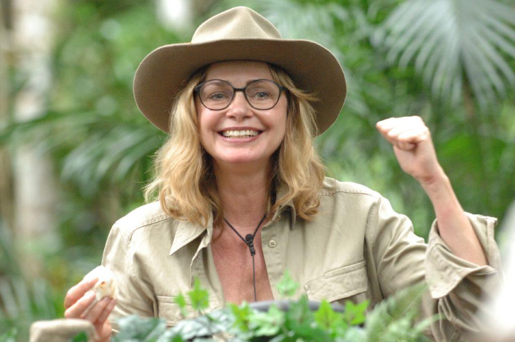 Die verbliebenen Camper haben Maren Gilzer (44) und Jörn zur Dschungelprüfung geschickt.