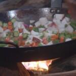 Dschungelcamp 2015 Tagebuch Tag 12 - Das leckere Essen