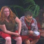 Dschungelcamp 2015 Tagebuch Tag 12 - Rebecca und Rolfe
