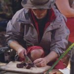 Dschungelcamp 2015 Tagebuch Tag 12 - Jörn kocht