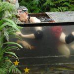 Dschungelcamp 2015 Dschungelprüfung 13 - Rolfe bei Schlammkrabben, Flusskrebsen und Aalen
