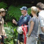 Dschungelcamp 2015 Dschungelprüfung 14 - Jörn mit Dr