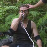 Dschungelcamp 2015 Dschungelprüfung 14 - Jörn wird schwarz vor Augen
