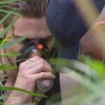 Dschungelcamp 2015 Dschungelprüfung 14 - Jörn geht es nach der Prüfung schlecht