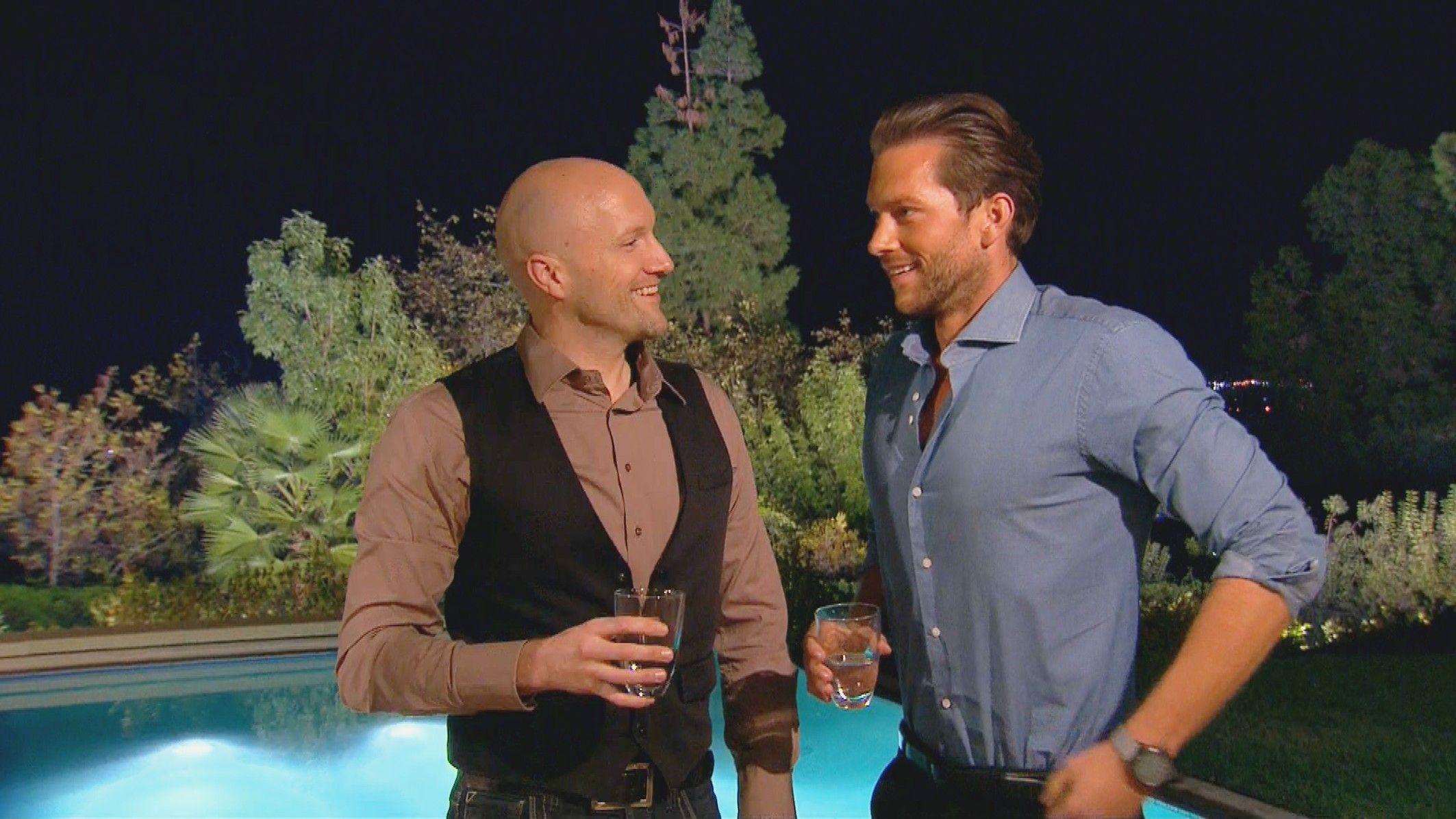 Der Bachelor 2015 Folge 5 - Oliver und Bruder Alexander