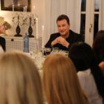 Deutschlands schönste Frau - Exklusives Dinner bei Guido