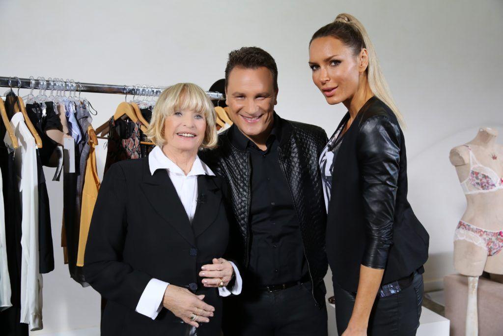 Die unter 30-Jährigen erhalten dank Guido das perfekte Make-Over. Dafür hat er sich kompetente Unterstützung geholt. Zum einen die Makeup-Artistin Astrid Jerschitz und die legendäre Hairstylistin Marlies Möller (l.).