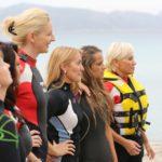 Deutschlands schönste Frau- Die Kandidatinnen am Meer