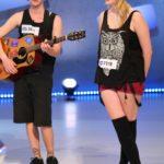 DSDS 2015 Casting 8 - Nico Thoma aus Kreuzau und Kimberly Jacobs aus Hamburg