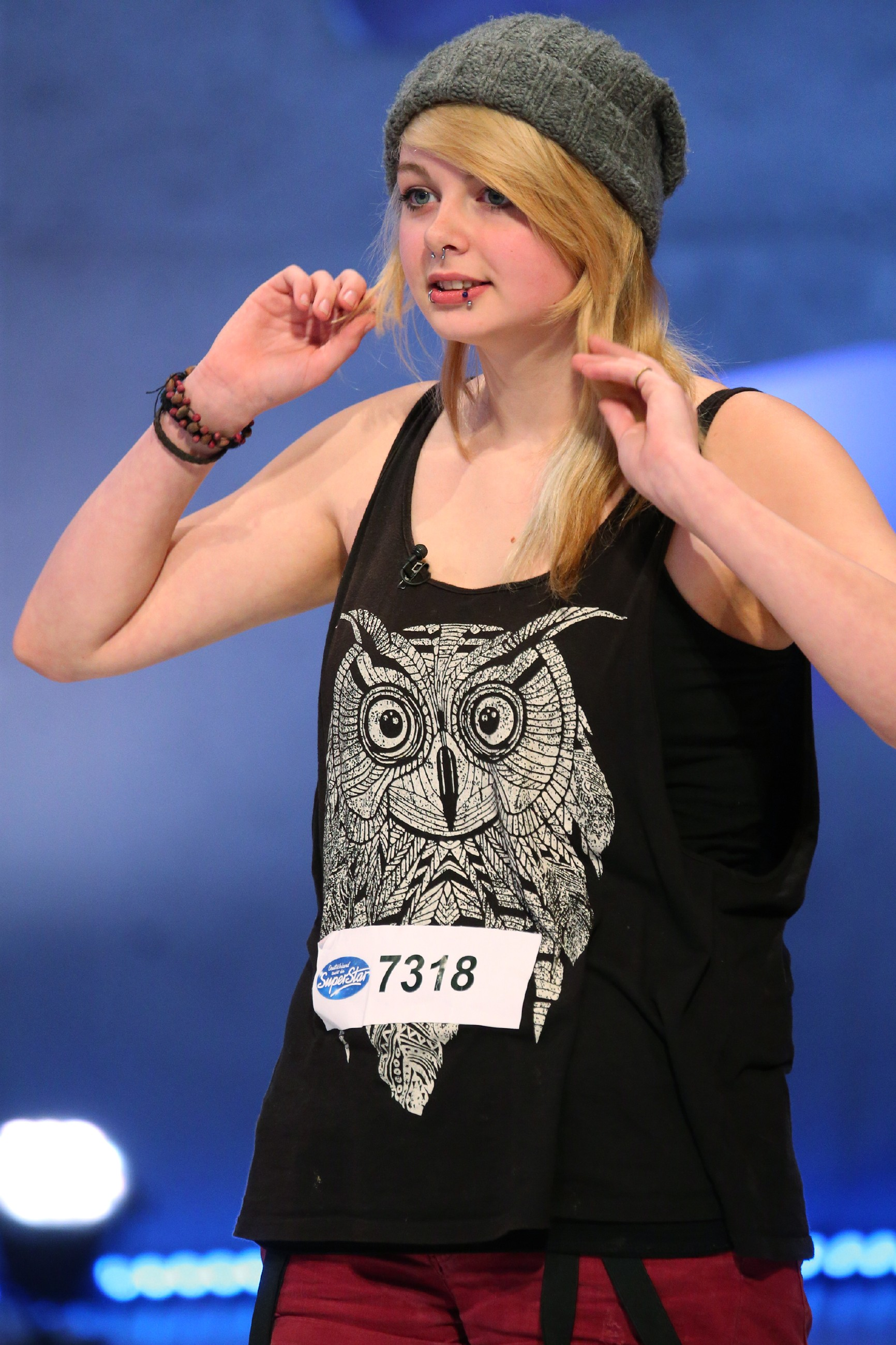 DSDS 2015 Casting 8 - Kimberly Jacobs